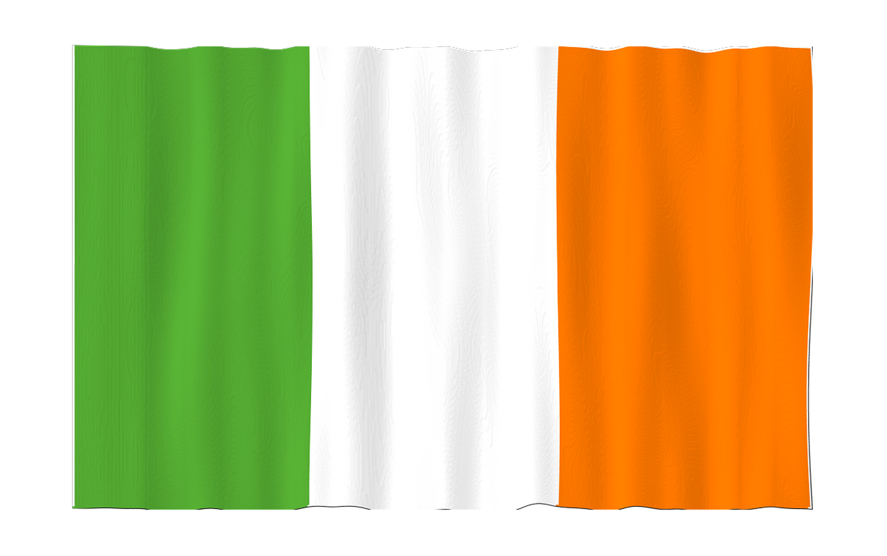 irish flag 981641 1280